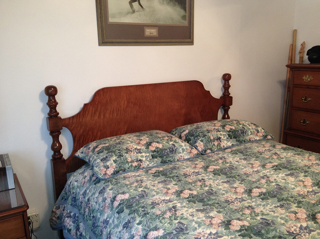 Curley-Maple-headboard-finished-1